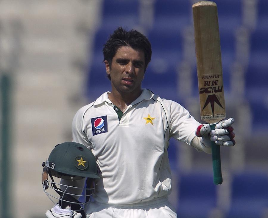 سعید انور اور عامر سہیل کے بعد بائیں ہاتھ کے اوپنرز میں توفیق عمر سب سے بہترین رہے ہیں (تصویر: AP)