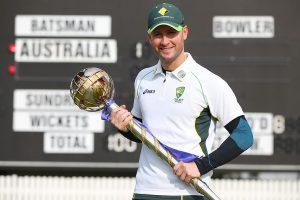 آسٹریلیا اس وقت ٹیسٹ اور ایک روزہ دونوں طرز کی کرکٹ میں عالمی نمبر ایک ہے (تصویر: Getty Images)