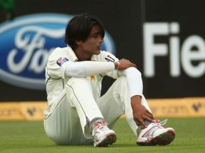 محمد عامر کو ورلڈ کپ میں شرکت کا تو یقین نہیں، لیکن وہ پرامید ہیں کہ جب بھی موقع ملا، وہ کھیلنے کے لیے تیار ہوں گے (تصویر: Getty Images)