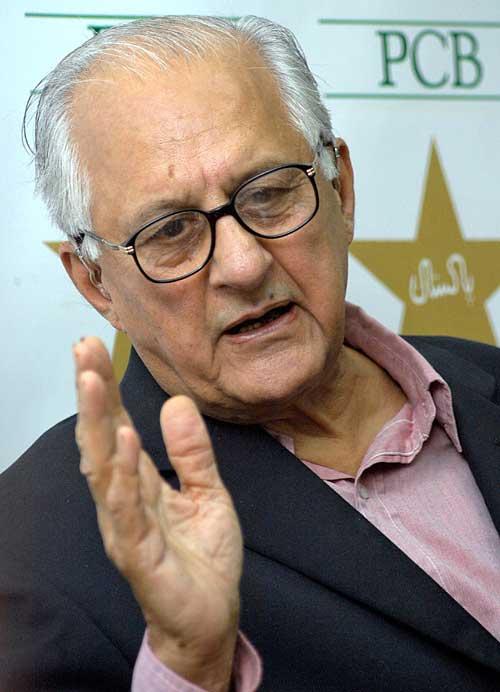 شہریار خان دہلی میں پاکستان کے ہائی کمشنر بھی رہ چکے ہيں اور بھارت کے سفارتی و کرکٹ حلقوں میں اثرورسوخ رکھتے ہيں (تصویر: AFP)