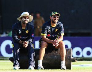 نیشنل ٹی ٹوئنٹی کپ نوجوان کھلاڑیوں کے لیے بہترین موقع ہے کہ وہ خود کو پاکستان کی نمائندگی کا اہل ثابت کریں: شاہد آفریدی (تصویر: AFP)