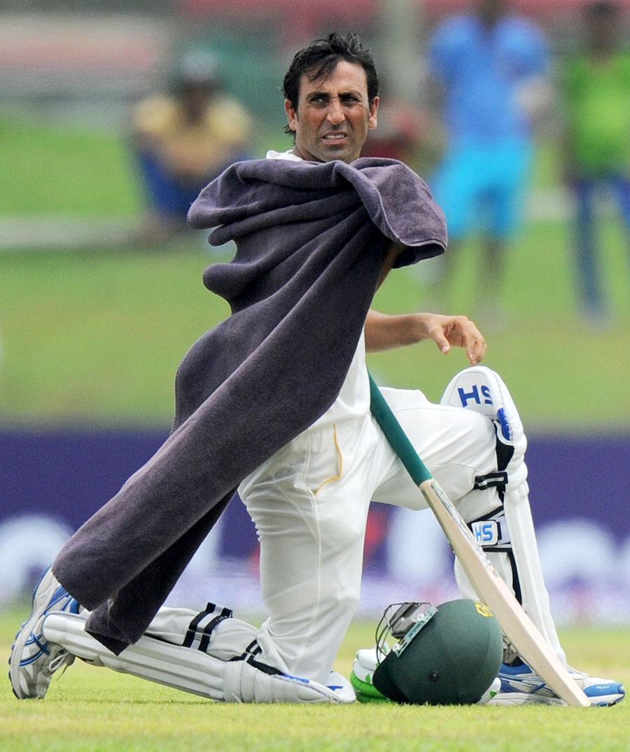 پی سی بی کی روایت رہی ہے کہ کبھی کوئی سینئر کھلاڑی باعزت انداز میں رخصت نہیں ہوا، یونس خان کا شکوہ (تصویر: AFP)