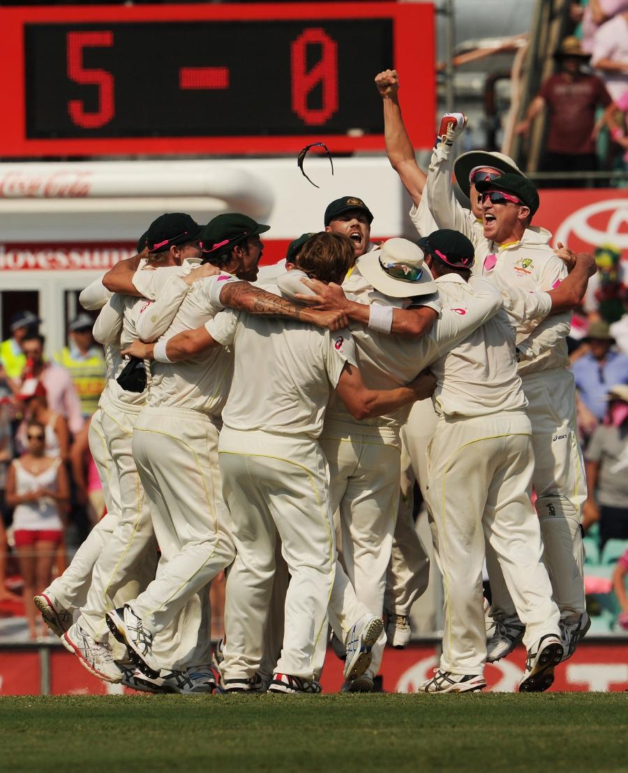 آسٹریلیا پاکستان کے خلاف کلین سویپ کے ذریعے دوبارہ عالمی نمبر ایک بن سکتا ہے (تصویر: AFP)