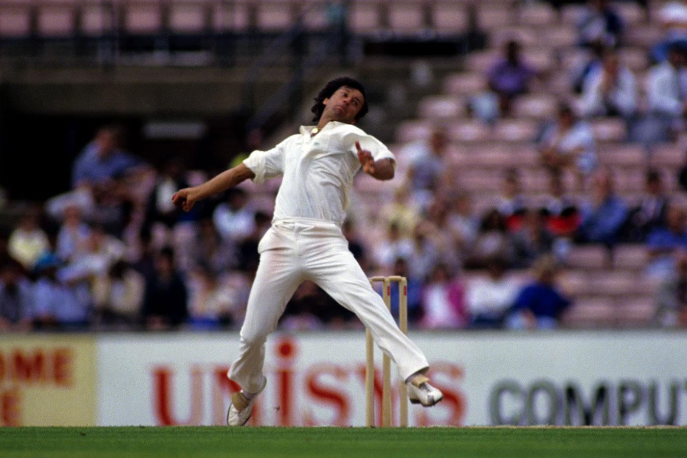 1987ء میں انگلستان کے خلاف شاندار سیریز جیتنے کے دوران پاکستانی کھلاڑیوں نے عید لندن میں منائی (تصویر: PA Photos)