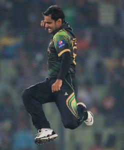 سعید اجمل کے بعد اب محمد حفیظ کی بھی عدم موجودگی سے پاکستان کی اسپن صلاحیت کو خاصا دھچکا پہنچے گا (تصویر: ICC)