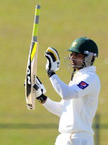 باؤلنگ لائن میں واحد تجربہ کار کھلاڑی محمد حفیظ کی شمولیت بھی ان کی فٹنس سے مشروط ہے (تصویر: AFP)