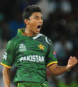 رضا حسن دو سال کے عرصے کے بعد ٹیم میں واپس آئے ہیں اور شاہد آفریدی ان پر بہت اعتماد کررہے ہیں (تصویر: AFP)