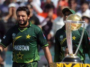 شاہد آفریدی کو 2011ء کے عالمی کپ میں عین وقت پر سونپی گئی تھی اور اب بھی ایسا ہی ہوتا دکھائی دے رہا ہے (تصویر: AFP)