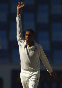 ذوالفقار بابر گزشتہ 60 سالوں میں پاکستان کا ٹیسٹ کیریئر شروع کرنے والے معمر ترین کھلاڑی ہیں (تصویر: Getty Images)