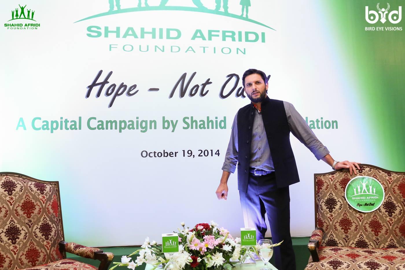 شاہد آفریدی (تصویر: BYV)