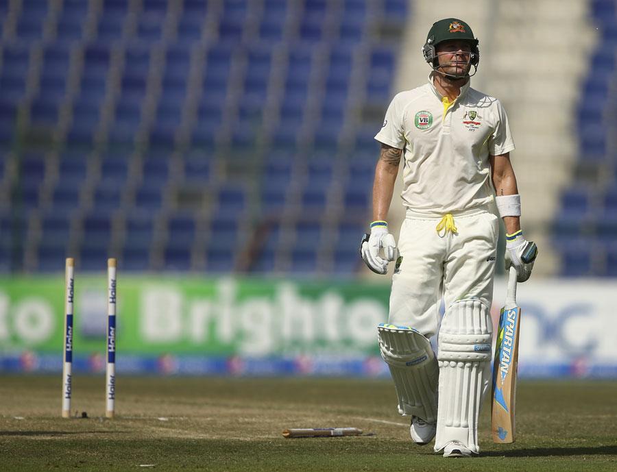 کلارک نے پاکستان کے خلاف حالیہ سیریز میں بھی ناکام رہے تھے، اب زخمی بھی ہیں (تصویر: Getty Images)