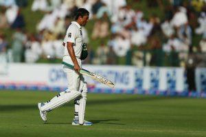 کوشش ہوتی ہے کہ مثالی کھلاڑی اور اچھے پاکستانی اور مسلمان کی حیثیت سے جانا جاؤں (تصویر: AFP)