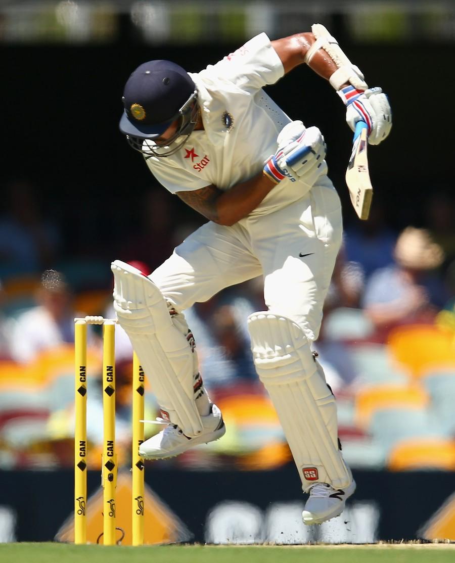 یہ آسٹریلیا میں بھارت کی مسلسل چھٹی شکست تھی اور فی الوقت یہ سلسلہ تھمتا نہیں دکھائی دیتا (تصویر: Getty Images)