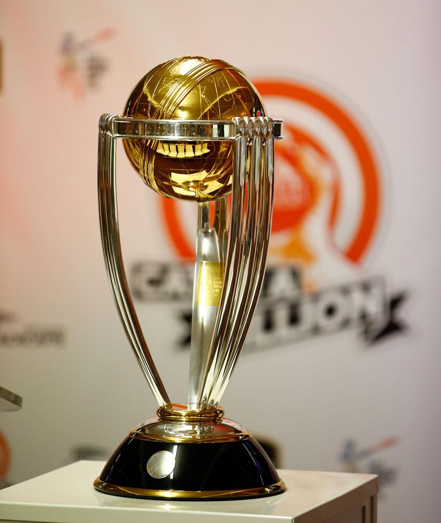 عالمی کپ 2015ء میں بھارت اپنے اعزاز کا دفاع کرے گا (تصویر: Getty Images)