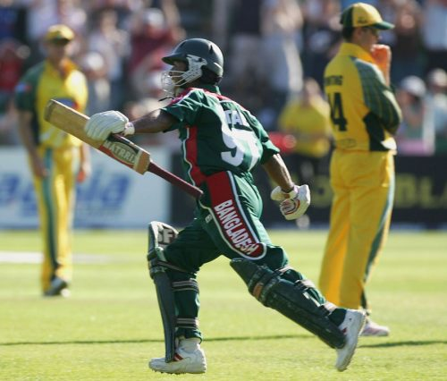 بنگلہ دیش 2005ء میں آسٹریلیا کے خلاف یادگار فتح کو دہرانا چاہے گا (تصویر: Getty Images)