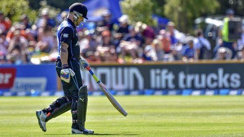 اگر نیوزی لینڈ نے آئندہ مقابلوں میں یہ غلطیاں دہرائیں تو ان کی عالمی کپ مہم خطرے سے دوچار ہوسکتی ہے (تصویر: AFP)