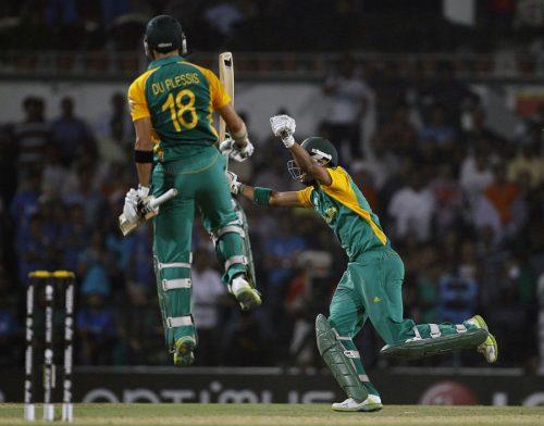 جنوبی افریقہ نے بھارت کے خلاف اپنے گزشتہ 7 مقابلوں میں صرف ایک شکست کھائی ہے (تصویر: AP)