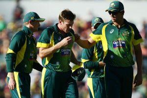 جیمز فاکنر کا زخمی ہونا آسٹریلیا کے لیے مائیکل کلارک کی عدم دستیابی سے بھی زیادہ بری خبر بن سکتا ہے (تصویر: Getty Images)