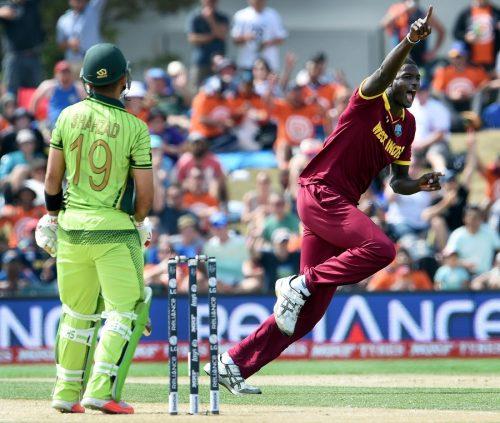 پاکستان صرف 1 رن پر اپنی 4 وکٹیں گنوانا والا تاریخ کا پہلا ملک بنا (تصویر: AFP)