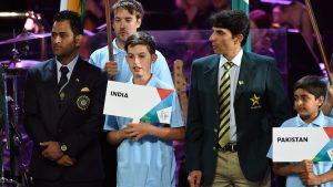 پاکستان عالمی کپ کی تاريخ میں کبھی بھارت سے کوئی مقابلہ نہیں جیتا (تصویر: Getty Images)