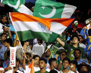 پاک-بھارت رقابت گویا دنیائے کرکٹ کی سرد جنگ ہے (تصویر: AP)