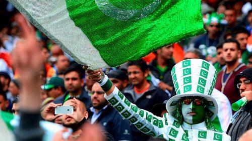 جوش و خروش ثابت کرتا ہے کہ پاک-بھارت مقابلوں کے بغیر دنیائے کرکٹ کی رونق ماند ہے (تصویر: Getty Images)