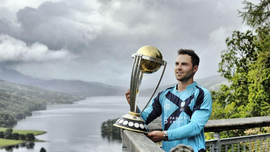 اسکاٹ لینڈ وارم-اپ میں ویسٹ انڈیز کو کڑے امتحان سے دوچار کرچکا ہے، اب نیوزی لینڈ کو بھی پریشان کرسکتا ہے (تصویر: Cricket Scotland)