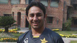 سعید اجمل نے باؤلنگ ایکشن کو بہتر بنانے کے ساتھ ساتھ سیم اپ اور کیرم بال بھی سیکھی ہیں (تصویر: AP)