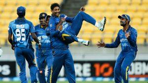 سری لنکا گزشتہ دو عالمی کپ فائنل کھیل چکا ہے اور اب مسلسل تیسری بار فائنل کھیلنے اور اس بار تاریخ پلٹنےکا خواہشمند ہے (تصویر: Getty Images)