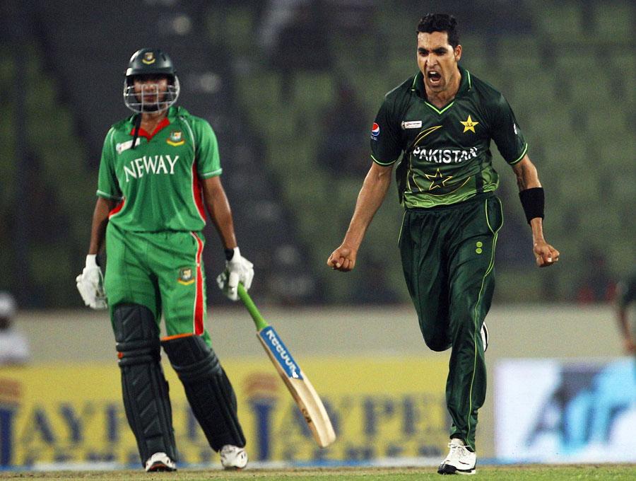 پاکستان نے 2011ء میں بنگلہ دیش کا دورہ کیا تھا اور اس کے بعد بنگلہ دیش نے دورۂ پاکستان سے انکار کردیا تھا (تصویر: AP)