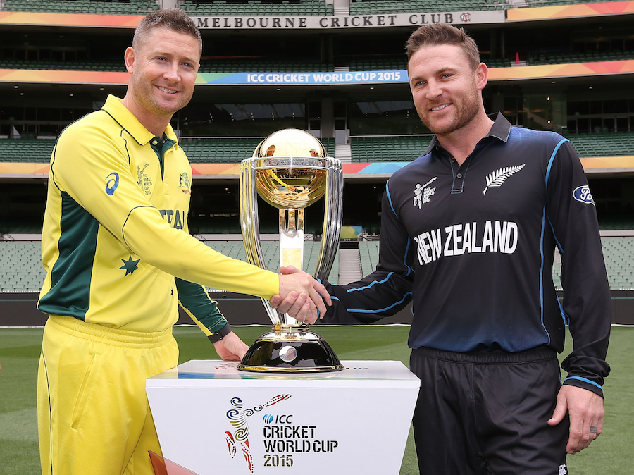 2015 ICC Cricket World Cup Final Press Conference