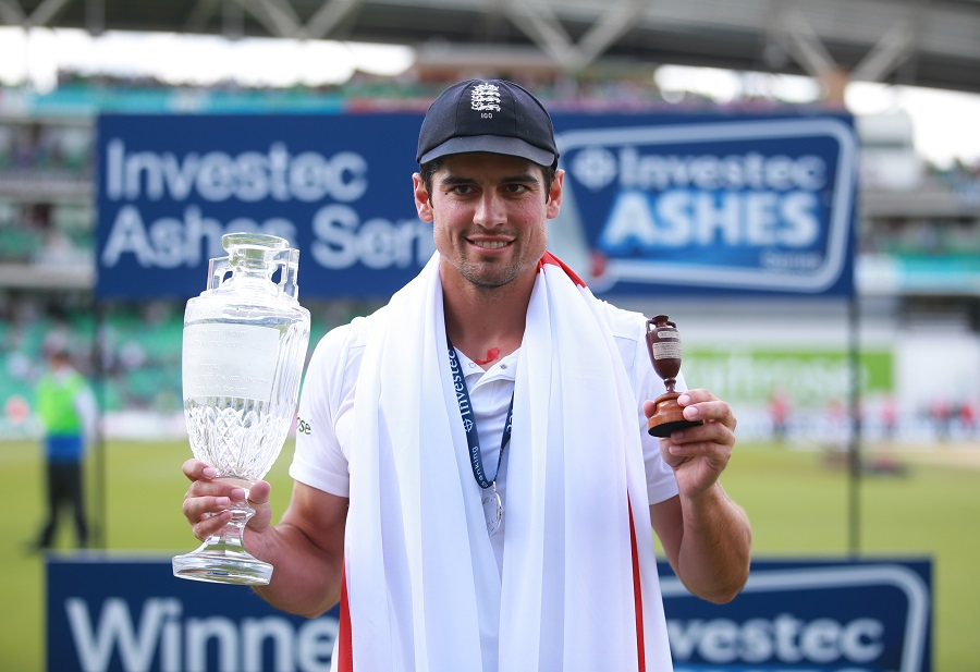 Cricket - Fifth Investec Ashes Test - England v Australia - Day Four - The Kia Oval