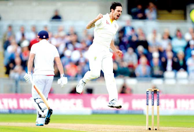 Mitchell-Johnson