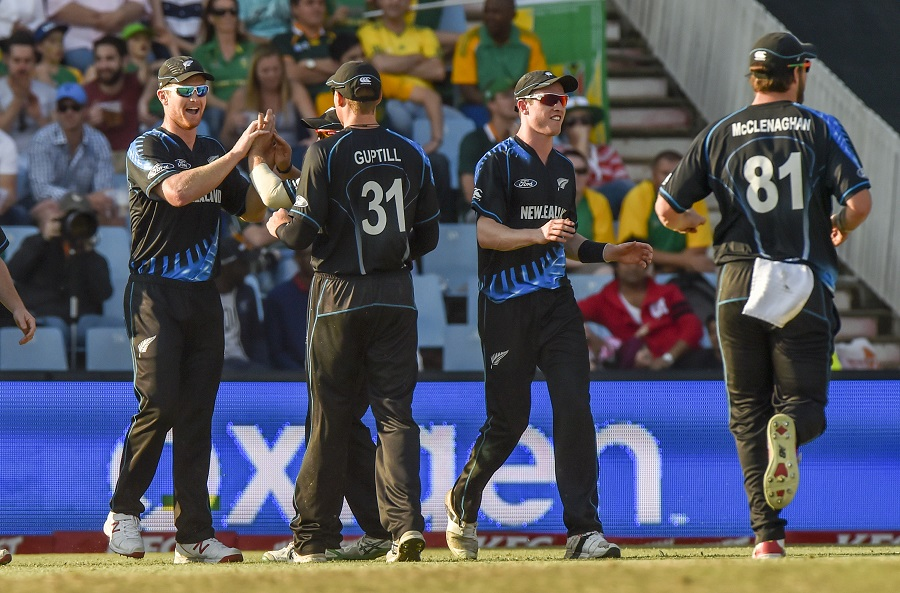 South Africa Cricket New Zealand