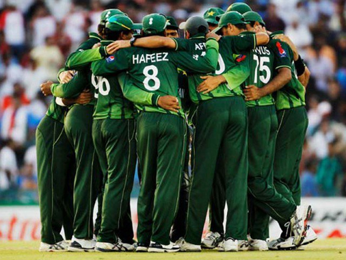 Pakistan Team