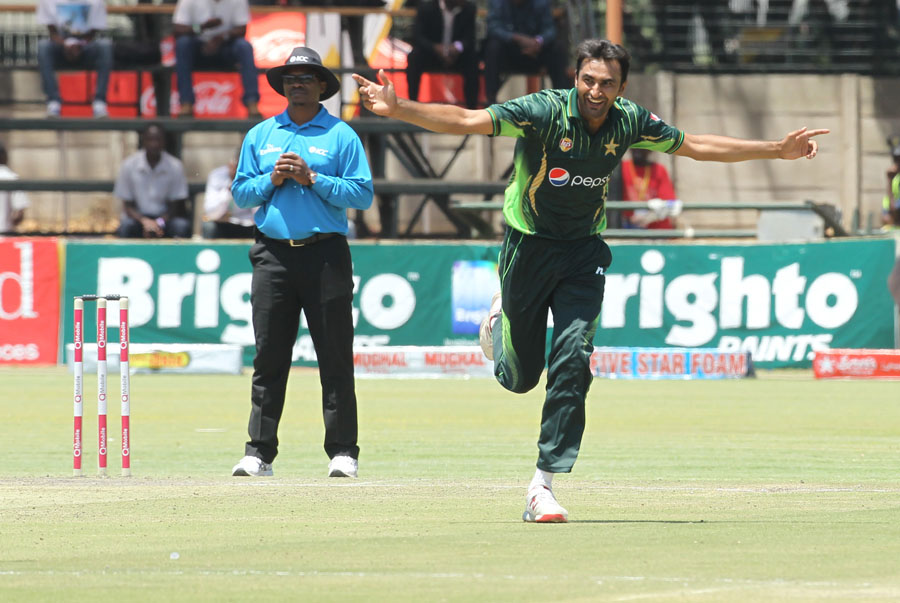 Zimbabwe  Pakistan Cricket