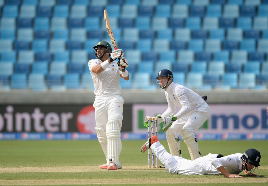 Pakistan v England - 2nd Test: Day One
