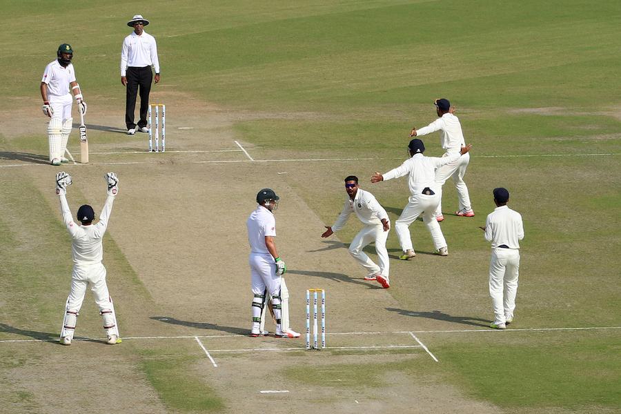 India v SA 1st Test D2