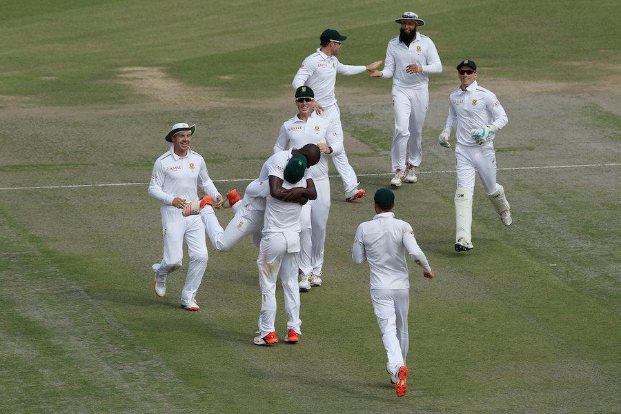 India v SA 1st Test D1