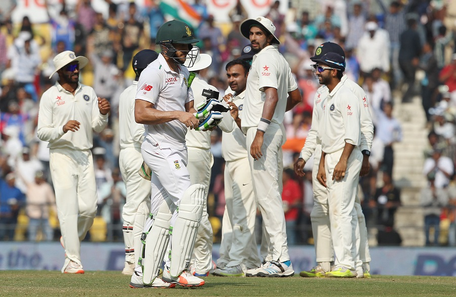 India v SA 3rd Test D3