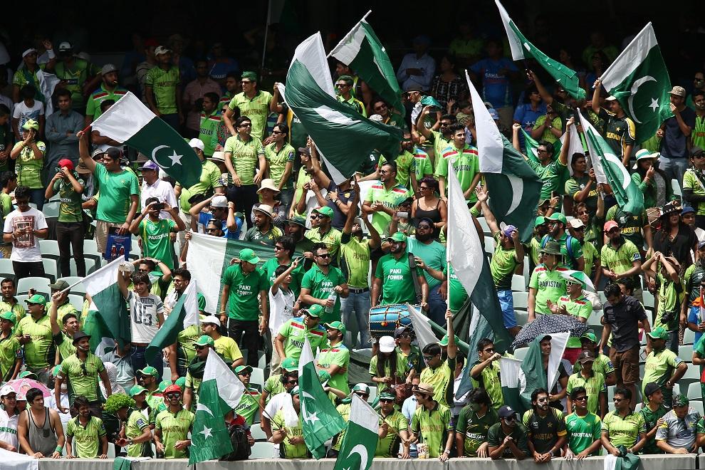 Pakistani-fans