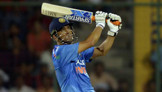 Indian-players-MS-Dhoni-plays-a-shot