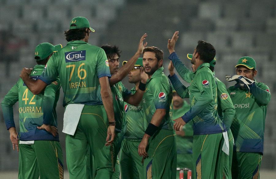 Pakistan-players