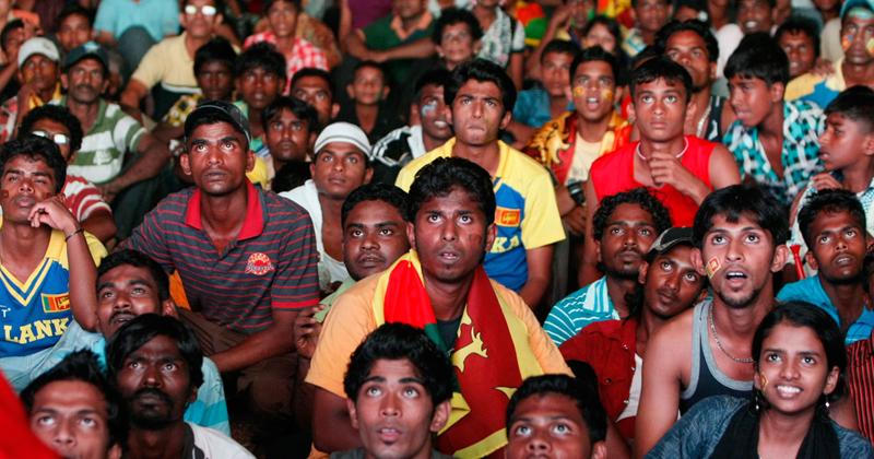 Sri Lanka Cricket WCup Reax