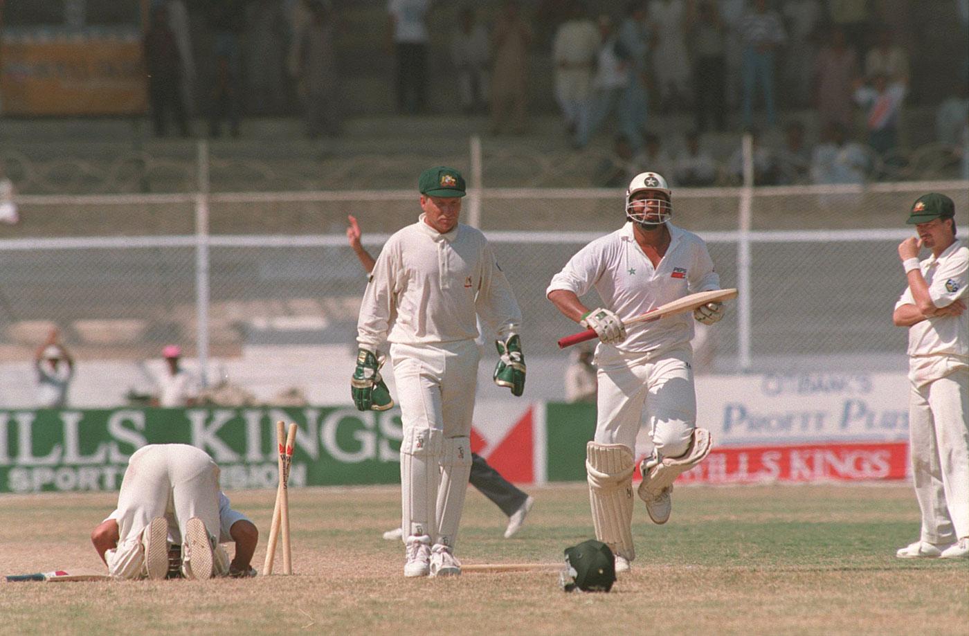 پاک-آسٹریلیا 1994ء کا کراچی ٹیسٹ، تاریخ کے یادگار ترین مقابلوں میں سے ایک