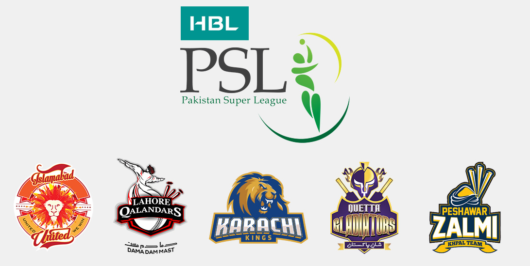Pakistan-Super-League-logos