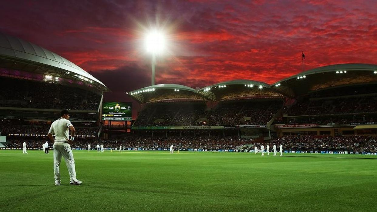 Adelaide-Cricket