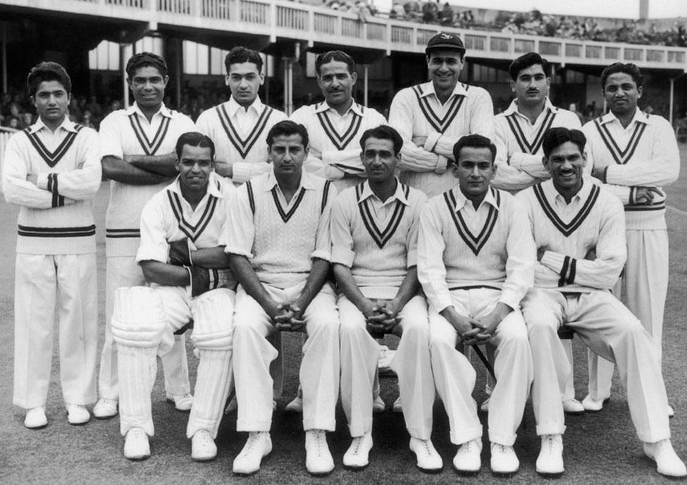 pakistan-team 1954