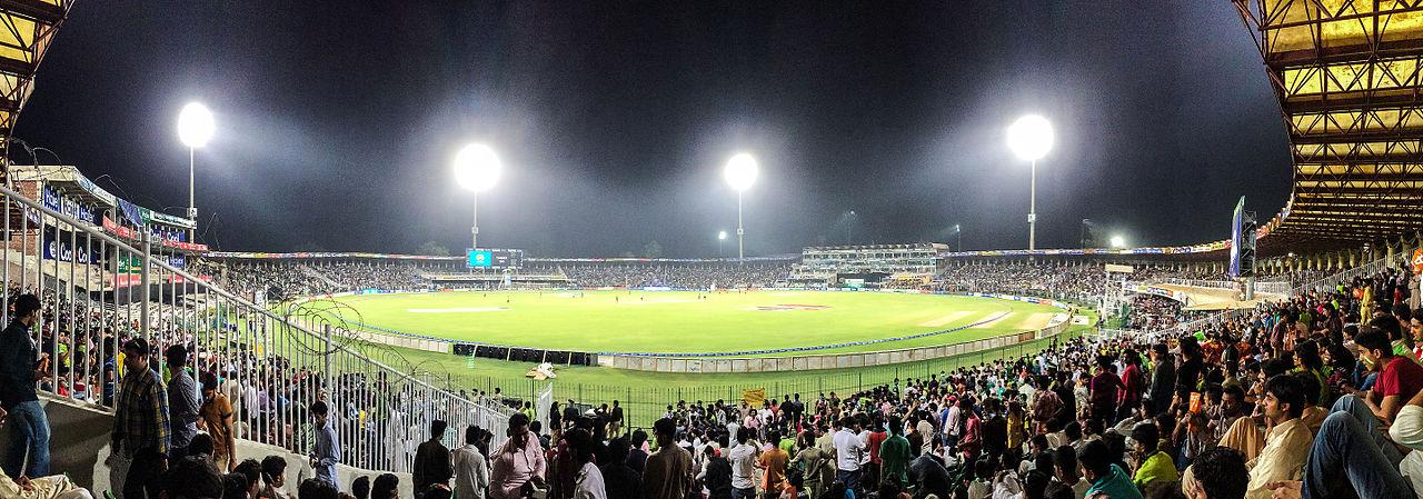 Gaddafi-Stadium