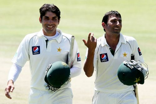 misbah younis khan